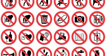 Was in der Eigentümergeeinschaft verboten ist