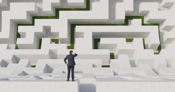 architektonische Hürden in Spanien