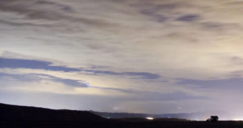 Zeitrafferaufnahme aus La Rioja